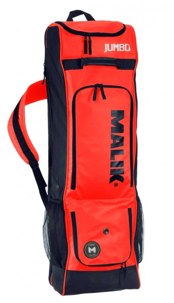 Malik Jumbo Stick Bag Coral-Navy