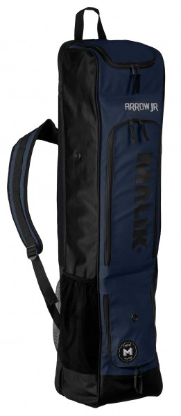 Malik Arrow Junior Stick Bag Navy-Black