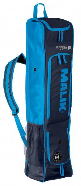 Malik Arrow Junior Stick Bag Navy-Blue