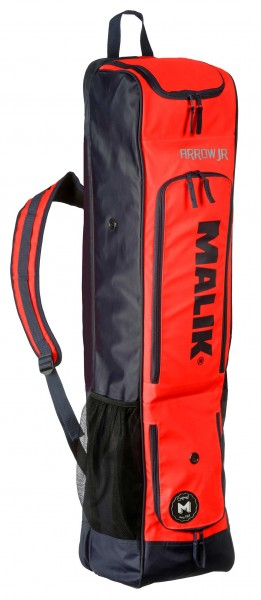 Malik Arrow Junior Stick Bag Coral-Navy
