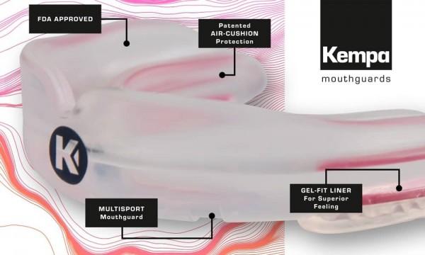 Kempa Zahnschutz schwarz