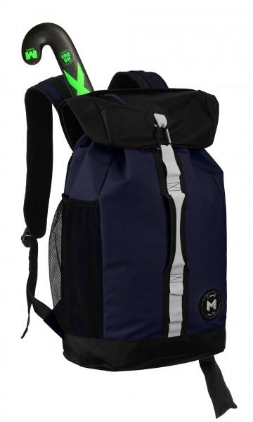 Malik Backpack Small Navy