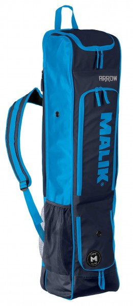 Malik Arrow Stick Bag Navy-Blue