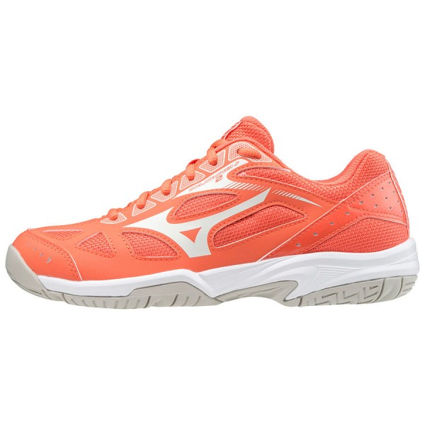 MIZUNO Cyclone Speed 2 Junior coral