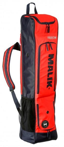 Malik Arrow Stick Bag Coral-Navy