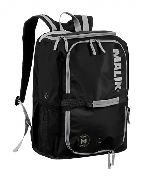 Malik Backpack Big Black