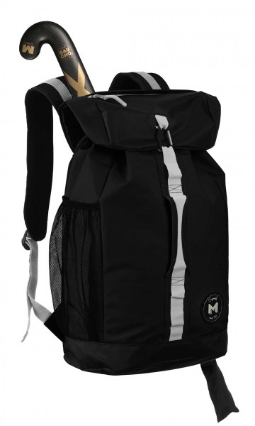 Malik Backpack Small Black